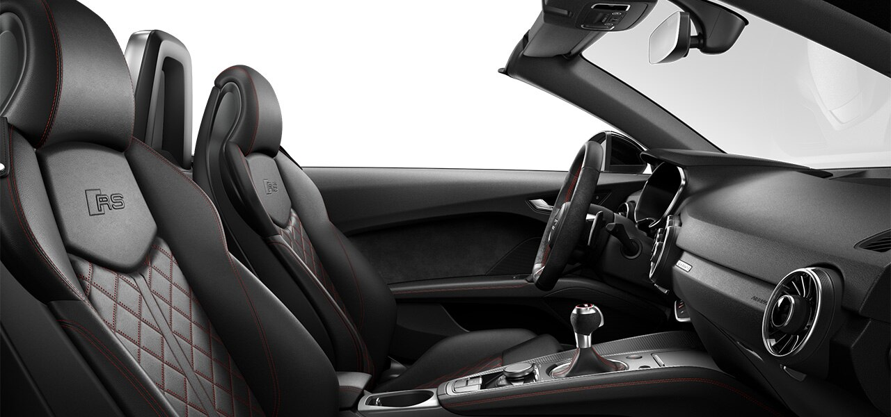 TT RS Roadster quattro 2.5 TFSI S tronic